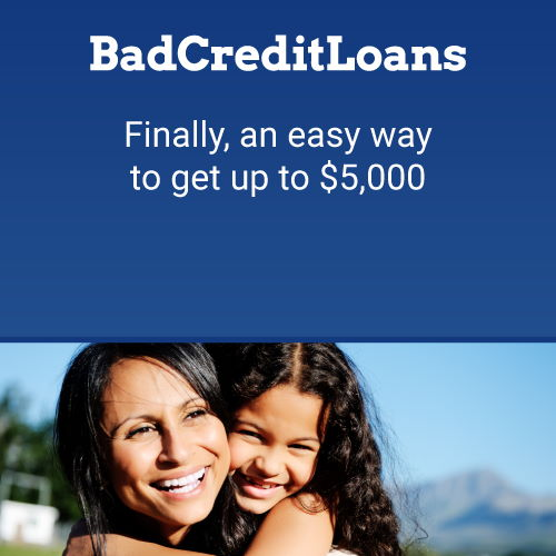 Badcreditloans.com coupons and active deals